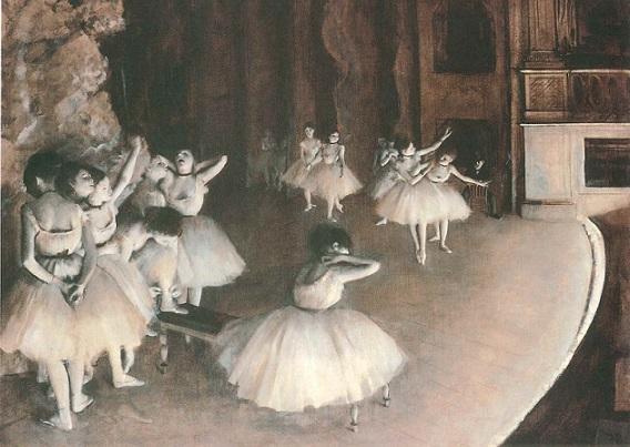 la danza crepuscolare