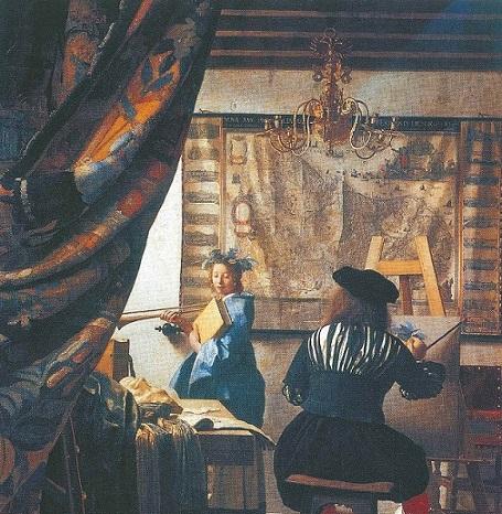 allegoria della pittura