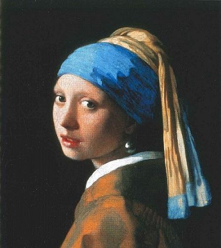 ragazza con orecchino di perla1