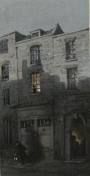 Frances Elizabeth Wynne Casa natale di Turner