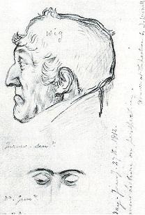 Turner ritratto del padre