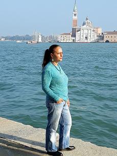 mia foto a Venezia