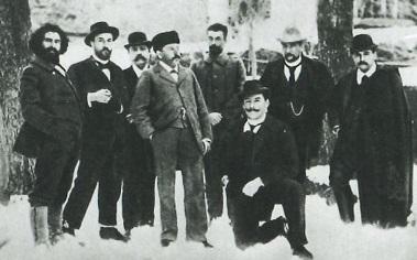 Segantini e il comitato per il Panorama