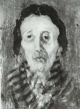 segantini ritratto della sorella irene
