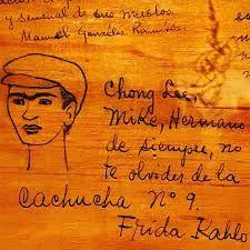 Frida disegno cachucas n 9
