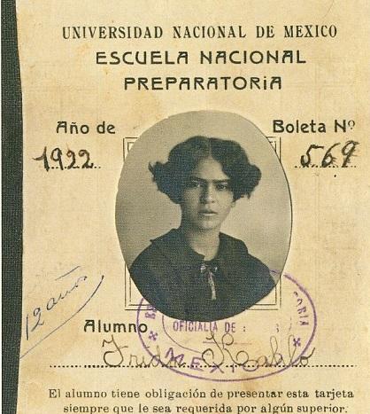 Frida iscrizione scuola
