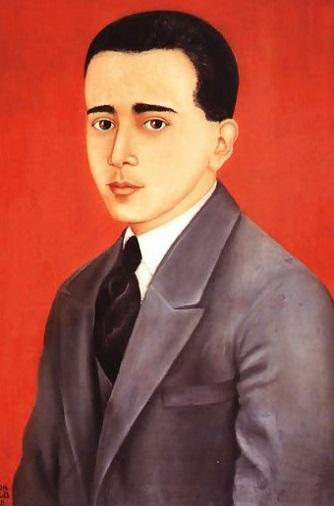 Frida quadro ritratto di Alejandro