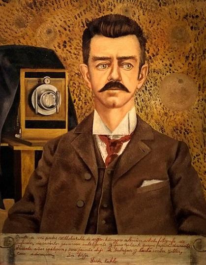 Frida ritratto di mio padre
