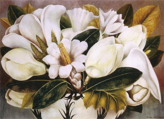 quadro Frida magnolie